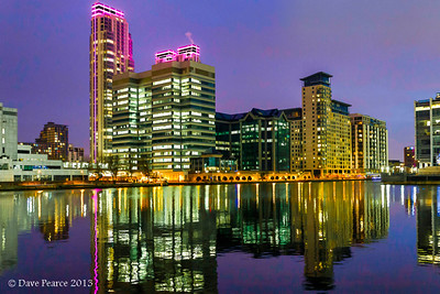 South Quay, Docklands